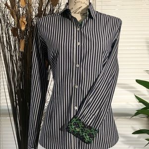C Wonder Striped Button Down